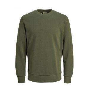 Jack & Jones Classic Sweatshirt Men green