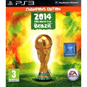 2014 Fifa World Cup Brazil - Champions Edition [import europe] [PS3]