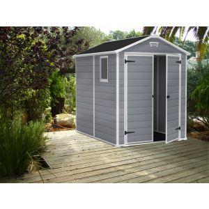 Keter Premium 86 - Abri de jardin en résine 3,70 m2