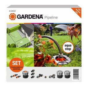 Gardena 8255-20 - Start-Set arrosage de jardin 2 robinets