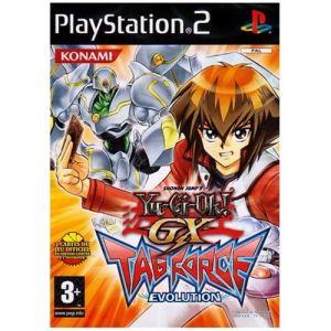 Yu-Gi-Oh! GX Tag Force Evolution sur PS2