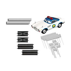 Carrera Toys 61660 - Kit d'extension Cars 2 Security Finn McMissile pour circuit Go!!!