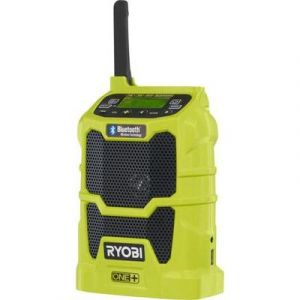 Ryobi One+ R18R-0 - Radio Bluetooth AM/FM 18V