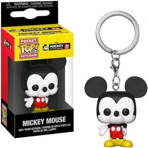 Funko Porte Clé Disney Mickey 90th Anniv - Mickey Mouse Pocket Pop 4cm
