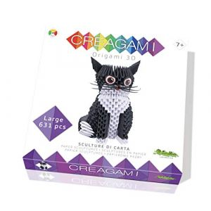 Dam Origami 3D Creagami Chat L