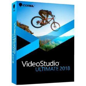 VideoStudio 2018 Ultimate, Logiciel [Windows]
