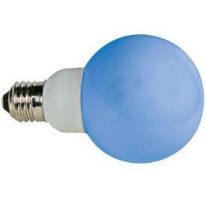 Velleman AMPOULE LED BLEUE - E27 - 230VCA - 20 LED - LAMPL60B -