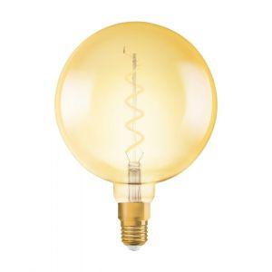 Osram Vintage 1906 LED E27 Globe 5W 820 Dorée | Substitut 28W