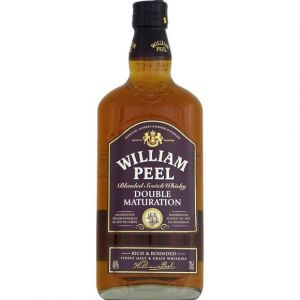 William peel Double maturation - Scotch whisky