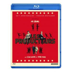 Les Producteurs Blu-Ray