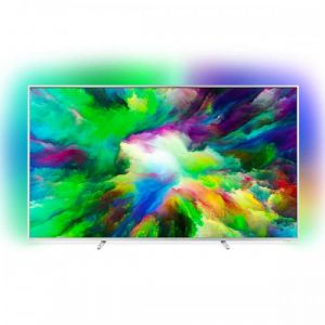 Philips 75PUS7803/12 - Téléviseur LED 189 cm Android ultra-plat 4K UHD