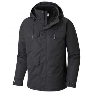 Columbia Vestes South Canyon Lined - Shark - Taille S