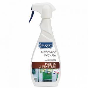Starwax Nettoyant porte & fenêtre pvc-alu pulvérisateur 500 ml