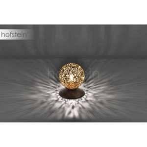 Paul neuhaus Lampe de table LED, Ampoule halogène G9 40 W EEC: selon lampoule (A++ - E) GRETA 4031-48 rouille, or