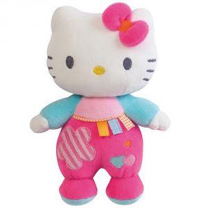 Jemini Peluche Hello Kitty hochet 20 cm