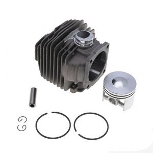 Jardiaffaires Cylindre piston 46mm adaptable tronçonneuse Stihl 028 AV Super
