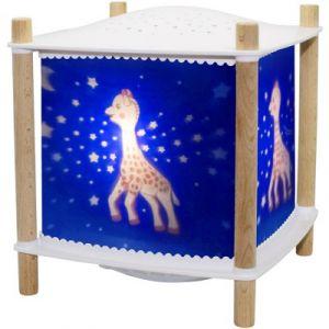 Trousselier Lanterne magique musicale Sophie la girafe Révolution 2.0 bluetooth