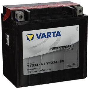 AGM Batterie Moto Varta Ytx14-Bs