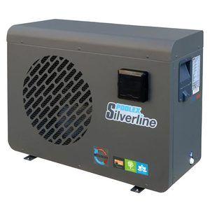 Poolstar SilverlinePro 9kw Modele 90 pompe a chaleur piscine Poolex