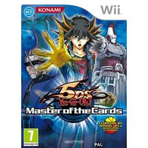 Yu-Gi-Oh! 5D's Master of the Cards [Wii]