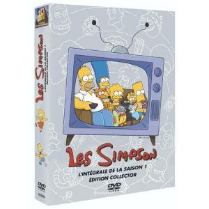 Les Simpson - Intégrale Saison 1