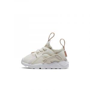 Nike Chaussure Huarache Ultra pour Bébé/Petit enfant - Crème Crème - Taille 23.5