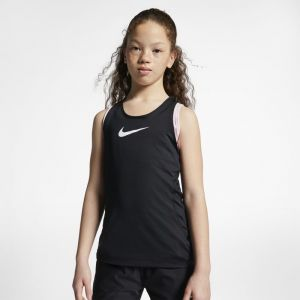 Nike Débardeur Pro pour Fille plus âgée - Noir - Taille XL - Femme