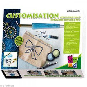 PW International Kit découverte - Customisation avec les strass