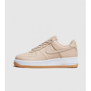 Nike Chaussures AIR FORCE 1 LEATHER Beige - Taille 36,38,39,40,41,37 1/2