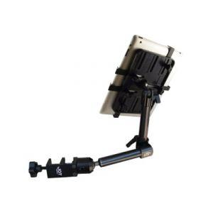 The joy factory MNU107 Joy Unite - Bras articulé montage à pince sur chaise roulante pour tablette Web