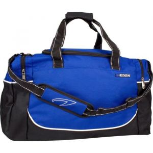 Avento Grand sac de sport noir/bleu cobalt 50TE