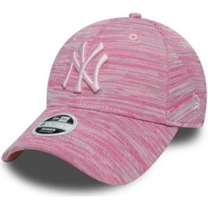 A New Era Femme Casquette 9/40 Engineered Fit Grise Et Rose