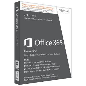 Office 365 Université [Windows]
