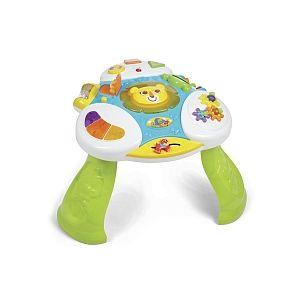 Bruin Baby - Table d'activités musicales éclairée