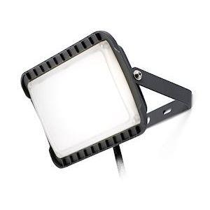 Faro 70649 - Applique Projecteur extérieur Flux LED IP54 Gris