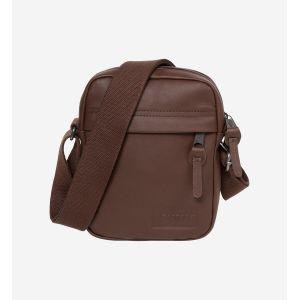 Eastpak Pochette The one Leather Marron - Taille Unique