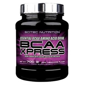 Scitec nutrition Bcaa Xpress 700g - Limonade Fruits Rouges