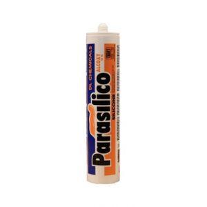 DL Chemicals Cartouche silicone neutre translucide PARASILICO ALCOXY 15FC
