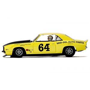 Scalextric Circuits de voitures : coffret - Chevrolet Camaro 1969 - Rolex Montere