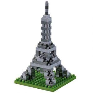 Brixies 410151 - Petit Tour Eiffel 3D-Motif