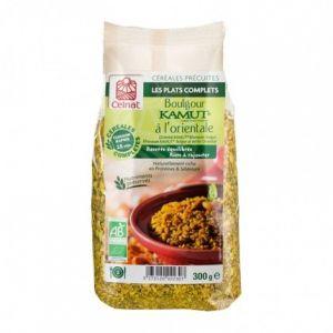 Celnat Boulgour de blé khorasan KAMUT à l'orientale bio - 300 g