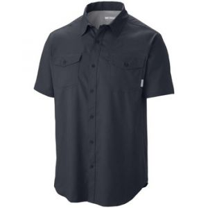 Columbia Chemise Utilizer ll Solid Short Sleeve Shirt bleu - Taille EU S
