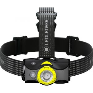 Led lenser MH7 Headlight, black/yellow Lampes frontales