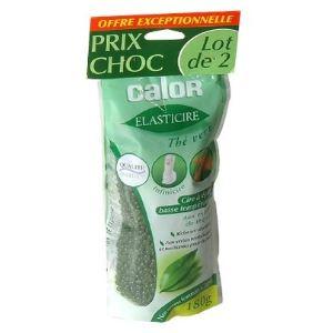 Calor YX102201 - Lot de 2 paquets de cire au Thé Vert