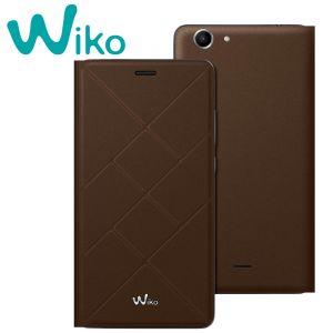 Wiko WIFLF0074  - Coque de protection Folio Jetlines pour Pulp FAB 4G