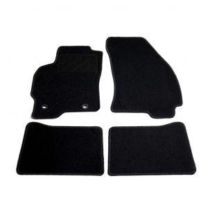 VidaXL Ensemble de tapis de voiture 4 pcs pour Ford Mondeo III
