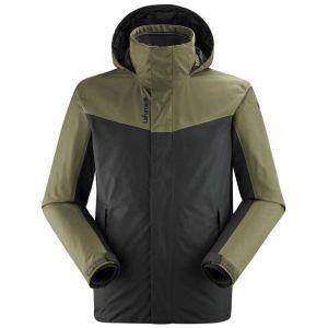 Lafuma Jaipur GTX 3In1 Fleece M Veste 3 en 1 Homme, Dark Bronze, FR : S (Taille Fabricant : S)