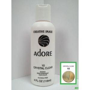 Creative Image Adore Shine semi-permanent Color 10 Crystal Clear 118ml