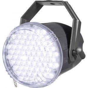 eurolite Stroboscope LED Nombre de LED: 62 250 EC blanc
