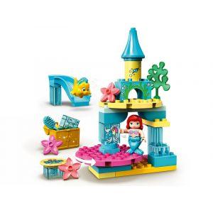 Lego DUPLO Disney Princess 10922 Le château sous la mer d'Ariel